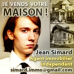L\'agent immobilier Jean Simard a dclar une faillite personnelle en dcembre 2009