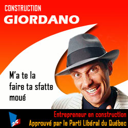 Giordano te fait ta sfatte mais fournit pas les reus