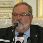 Le maire Roger Carette