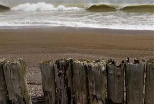 Du sable; de l'eau; du frette; Coin-du-banc.