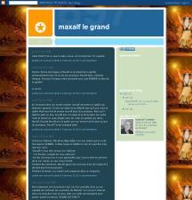 Maxalf le grand
