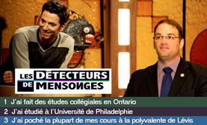 Christian Lévesque apparaîtra à l'émission.