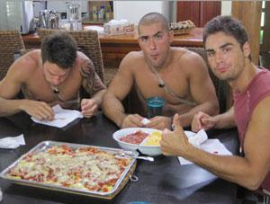 Des participants ont un coup de cœur pour des nachos restés eux-mêmes