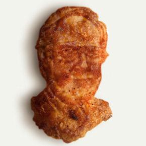 Les nouvelles croquettes de la cafétéria sont à l'effigie de l'honorable Duchesne