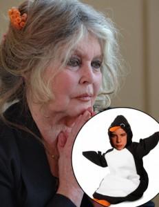 Brigitte Bardot est scandalisée par le massacre des pingouins