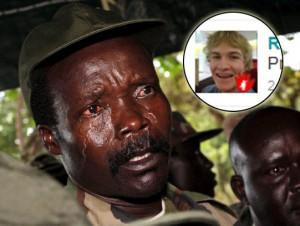 Kony a été touché droit au cœur par la campagne sur Twitter