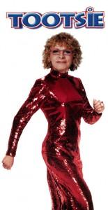 Michelle Blanc dans le remake de Tootsie