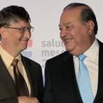 Gates et Slim
