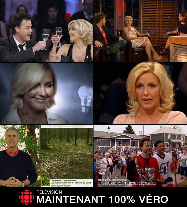 Radio-Canada se consacrera dorénavant à 100% sur Véronique Cloutier
