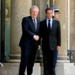 Charest rencontre Sarkozy