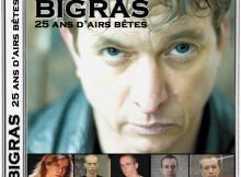Un nouvel album rassemblera les meilleurs airs bêtes de Dan Bigras
