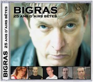 Une nouvelle compilation rassemblera les meilleurs airs bêtes de Dan Bigras