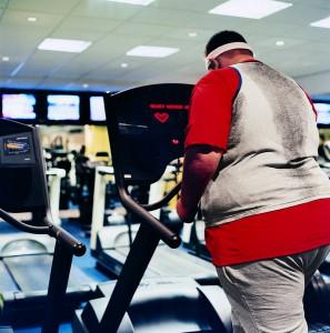 La patience est le meilleur remède pour se débarrasser d'une épidémie de gros sales au gym