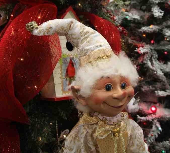 Le lutin de Noël - Mauvais Oeil